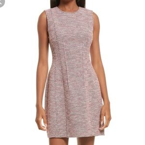 Theory Beacon Tweed Dress, Size 2